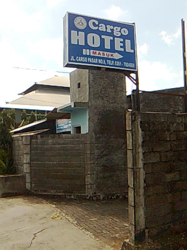 Lokasi Cargo Hotel Berada Di