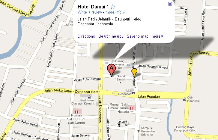 Hotel Ini Berjarak Kurang Lebih 4 Km Dari Terminal Bus Ubung Dan Hanya Menempuh Waktu 10 Menit Mencapainya 25